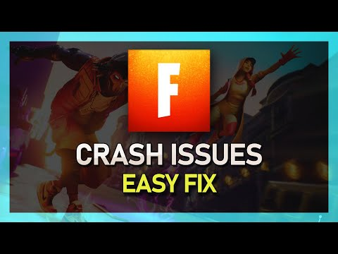 Fortnite Chapter 2 - How To Fix Crash On Startup & While Playing The Game (Season 11)