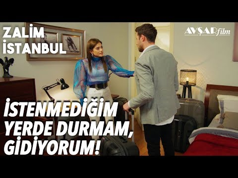 Cenk Valizini Topladı, Köşkten Gidiyor Mu?👀 - Zalim İstanbul 31. Bölüm