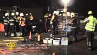 Oefening | Ongeval met beknelling in Stavenisse