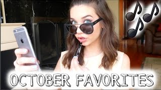 October Favorites! 2014 ♡ Thumbnail