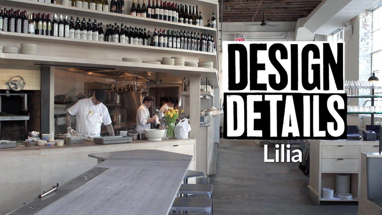 Italian Foods Near Me: Design Details: Lilia In Brooklyn