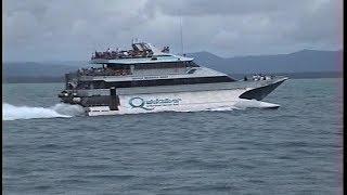 2002 - Australia - Port Douglas - Il Quicksilver  e la Barriera Corallina