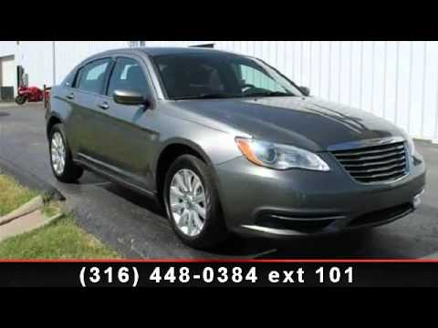 2012 Chrysler 200   Parks Motors   AUGUSTA, KS 67010