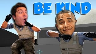 CS:GO Funny Moments - The Kind Chronicles Ep #8 | OBAMA and MOM!