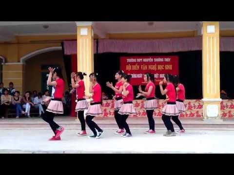 Múa Bay lên ước mơ-12@2THPT Nguyễn Trường Thúy