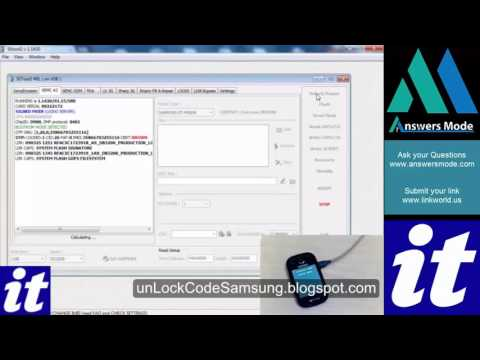 How to unlock Samsung GT-M5650 free with with SEtool