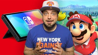 Nintendo Switch CRUSHES Sales Records + Mario Golf Gets A FREE Update!