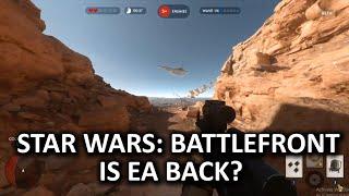 Star Wars: Battlefront Beta - Video Card Showdown