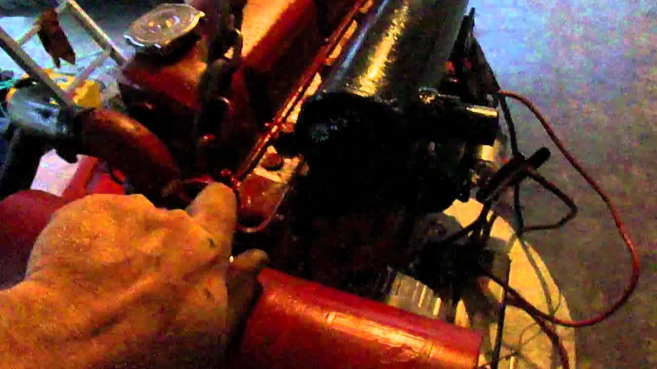 Ford lehman 4d220 marine engine