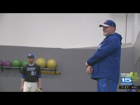 Wedge Holds 14th Annual Baseball Camp On 1/27/18
