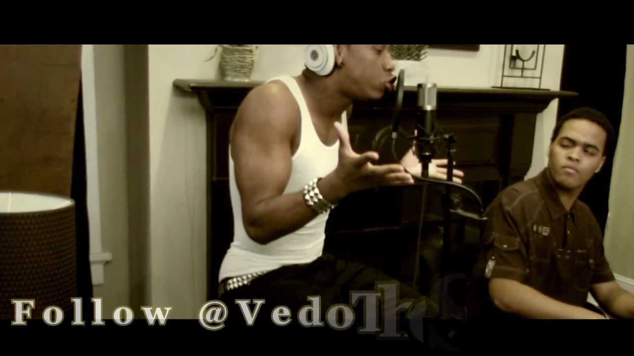 Wale Lotus Flower Bomb Cover By Vedothesinger Youtube