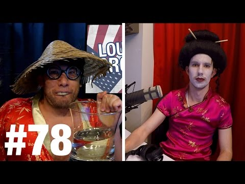 #78 OMG CHINESE RACISM! Tommy Robinson and Matt Iseman | Louder With Crowder
