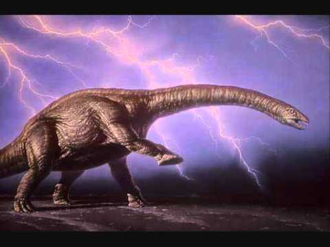 Dinosaurs d Long Ago  an original childrens Sing Space song