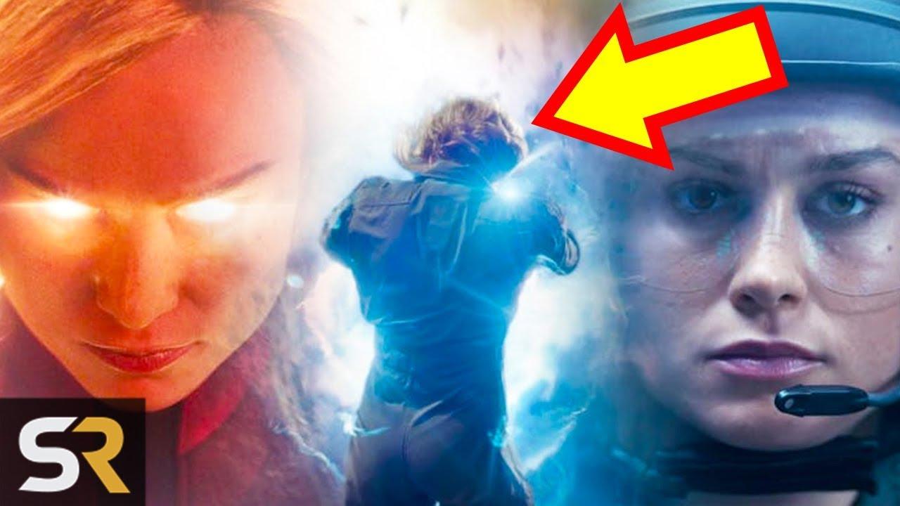 Captain Marvels Trailer Hides Her Mcu Origin In Plain Sight