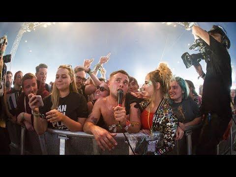 BBC Music Introducing at Glastonbury 2017 in 2 minutes