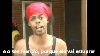 Bed Intruder entrevista e remix legendado