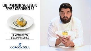Tagliolini al tartufo di Gorgonzola - Le Ricette di A. Cannavacciuolo