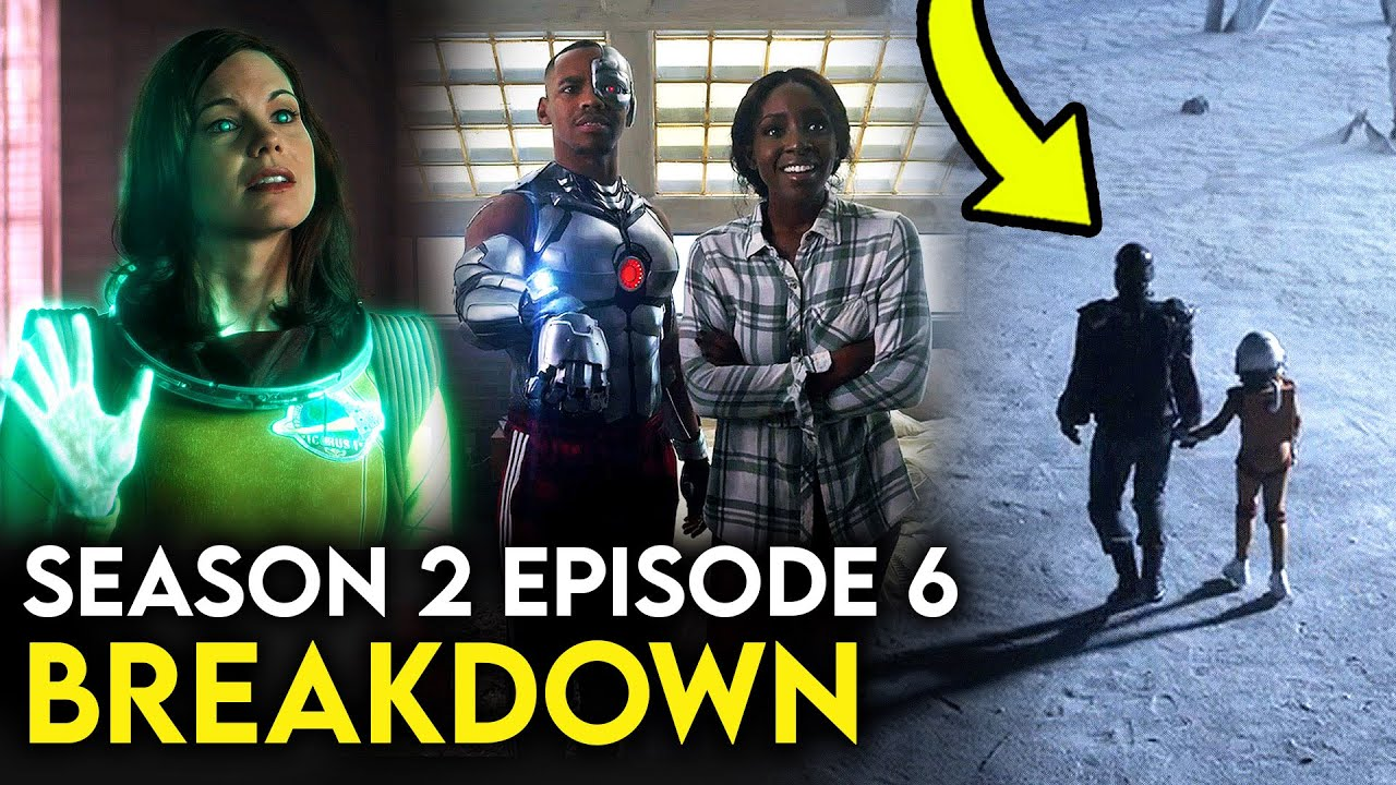 doom patrol season 2 episode 6 recap