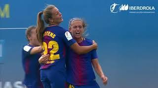 Copa de la Reina: Barcelona 1-0 Levante