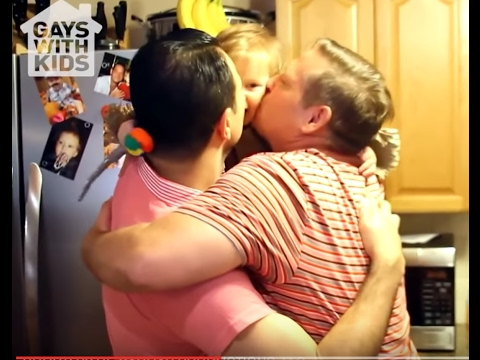 Valentine's Day Celebration: Loving Gay Dad Moments