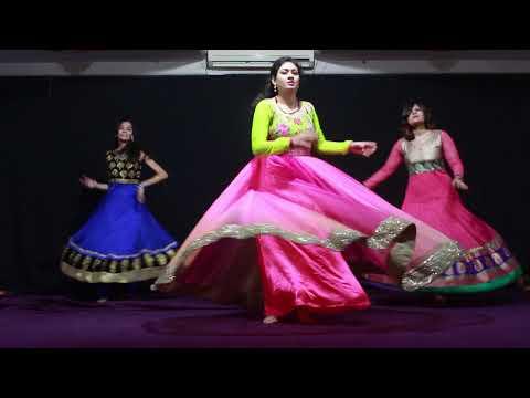 Ghoomar Song   Padmavati   Sharon   Wedding - Sangeet Choreography