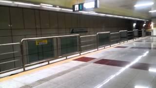 대구2호선 도착영상 Daegu subway line no.2