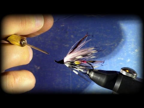 Fly Tying: Head Cement