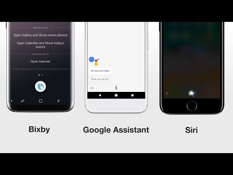 Bixby vs Google Assistant vs Siri: Who Wins?