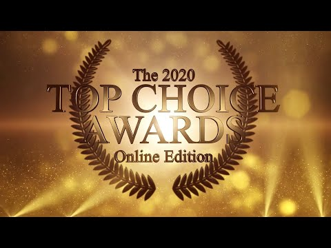 REWIND: The 2020 Top Choice Awards Online Edition