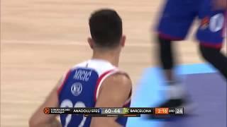 08.03.2019 / Anadolu Efes - Barcelona Lassa / Vasilije Micic