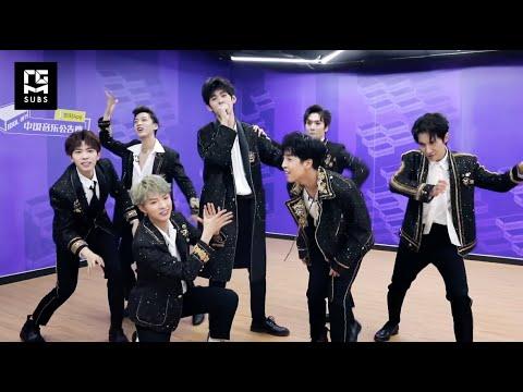 [ENG SUB] TANGRAM 181116 Idol Hits《中国音樂公告牌》BTS #4: Random Play Dance