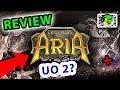 Legends of Aria REVIEW ⚡@ 'sandbox' MMORPG