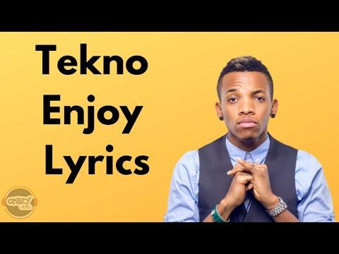 Tekno - Enjoy (Lyrics)