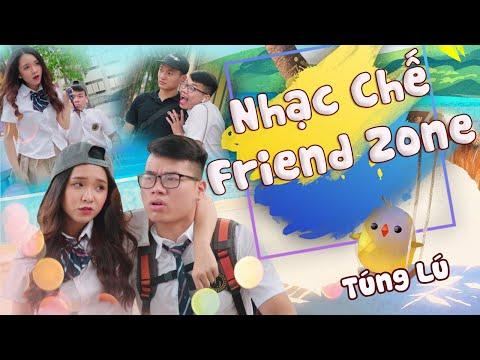 [Nhạc chế] Bạn Thân - Friendzone | Tùng Lú - Uyên Phạm - Huhi TV