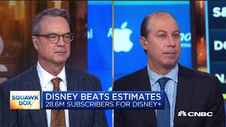 Gambar cover Disney is building a business that will survive cord-cutting, analyst says