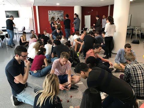 Semaine de Co-création à l'Université de Toulon