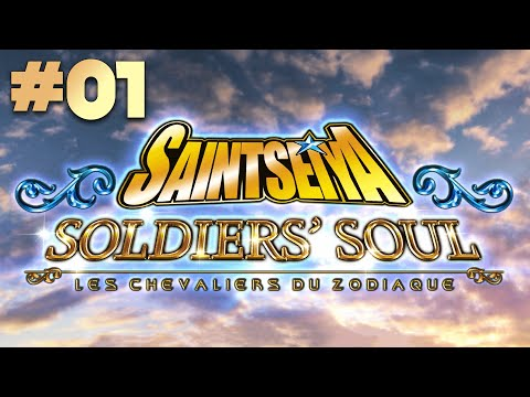 Saint Seiya : Soldiers Soul   Gameplay FR - Episode 1 : Intro ( PS4 )
