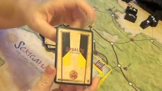Sekigahara Board Game: Part 1