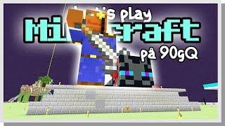 LP Minecraft på 90gQ #112 - Livet i Ovani!