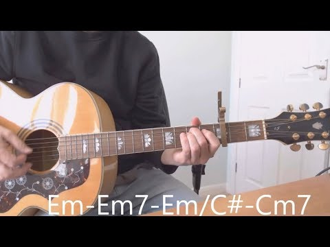 Soldier Boys & Jesus Freaks - Acoustic Guitar Cover (+Chords) - YouTube