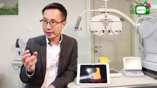 【心視台】香港眼科專科醫生 鄧維達醫生-眼角膜磨損