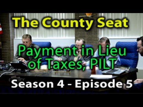Payment in Lieu of Taxes, PILT
