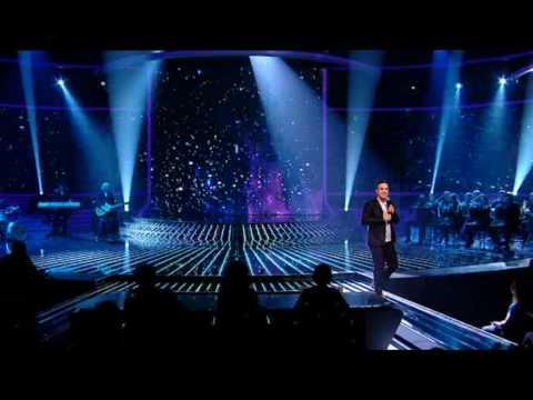 Robbie Williams peforms  Bodies  on X Factor 11OCT09