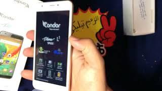 CONDOR L1 | كوندور PLUME L1 فتح ومعاينة الهاتف