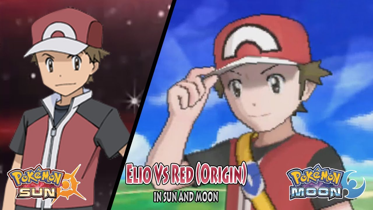 red vs blue sun and moon - photo #40