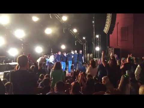 Михаил Бублик Сольный концерт Финал 9 марта  2018 Москва
