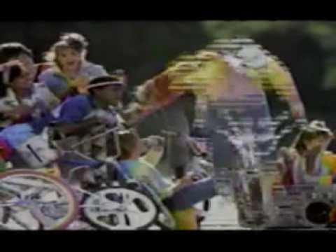 BMX Freestyle - Mountain Dew Commecial 1984