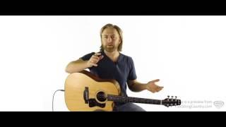 Kill a Word Guitar Lesson and Tutorial - Eric Church