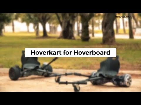 InnovaGoods Gadget Cool Hoverkart for Hoverboard