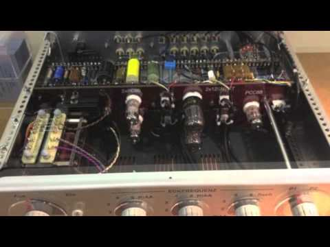 Thöress Audio's Reinhard Thöress Describes His Preamplifiers
